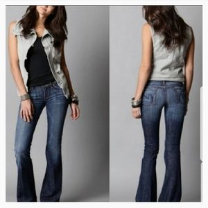 Citizens Of Humanity Ingrid #002 Low Flare Jeans